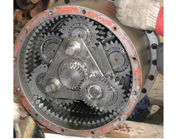 国产减速机维修
