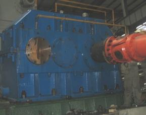 钢管行业穿孔机减速机